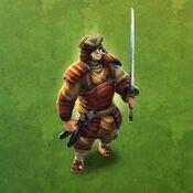 Heavy Samurai