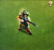 People's Heavy Rifleman