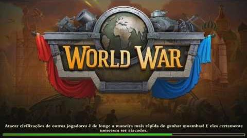 DomiNations War Alianças Nova União vs global