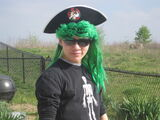 Shady Pirate Guy