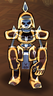 Hollow Skeleton Soldier