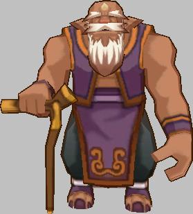 Darkdale Village Elder