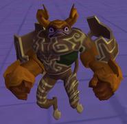 Bronze Beast