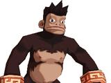 Black Divine Monkey Defender