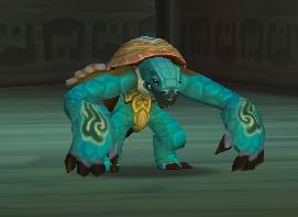 Crystal Shield Northern Turtle Soldier (Lair)
