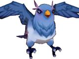 Divine Female Bird of Paradise