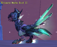 Ultimate Mecha Bird 2