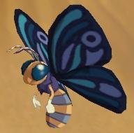 Toxic Tiger Moth