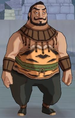 Bandit Sergeant