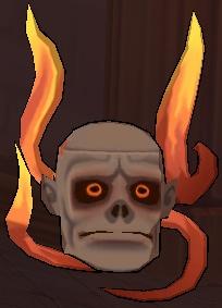 Heinous Ghost Head