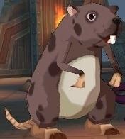 Giant Rat Boss