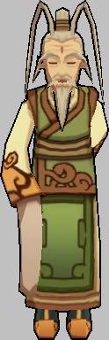 Mysterious Elder