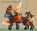 True Shadow Antelope II