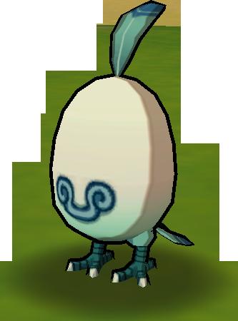 Forest Kuku Egg