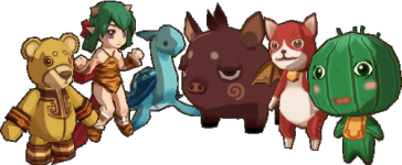 All Original pets