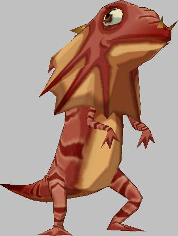 Screaming Lord Lizard