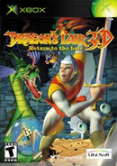 Dragon's Lair 3D - Return to the Lair Coverart