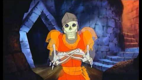 Dragon's Lair - Every Death Scene in 720P
