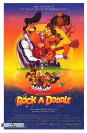 Rock a Doodle poster