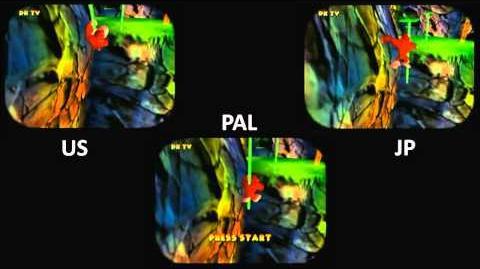 DK64 Version Comparison - Opening