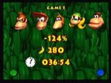 Game Percentage