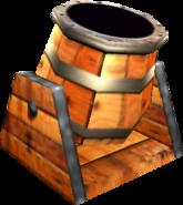 Barril Canhão 2