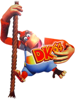 Lanky Kong 4