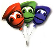 Balão de DKC3