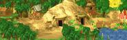 DKC GBA - Kongo Jungle