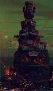 Ilha do Crocodilo artwork