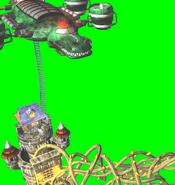 The Flying Krock GBA