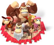 Família Kong 5