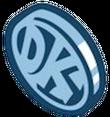 Medalha DK (prata)