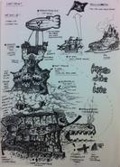 Crocodile Isle sketch