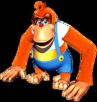 Lanky Kong 1