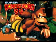 SuperDonkeyKong99title