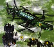 Crocodilo Voador 1