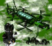 The Flying Krock SNES