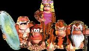 Família Kong 1