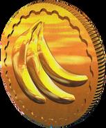 Moeda Banana 1