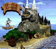 Ilha DK 1 (SNES)