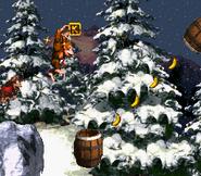 Snow Barrel Blast