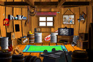 Cabana de Cranky 1 (GBA)