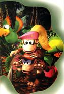 DKC2 - Jungle