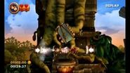 Donkey Kong Country Returns - 1-5 Canopy Cannons - 56