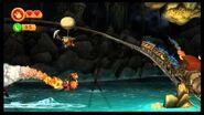 Donkey Kong Country Returns 100% (4-4 Mole Patrol)