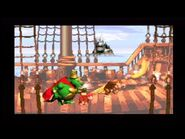 Donkey Kong Country (GBA)- Gangplank Galleon + Ending