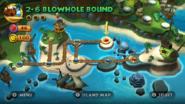 DKCR Level 2 6 Blowhole Bound