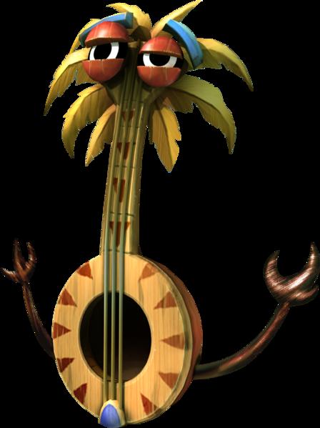 Banjo Bottom