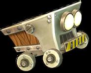 DKCTF Mine Cart